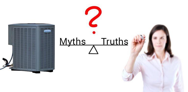 myth truths heat pumps