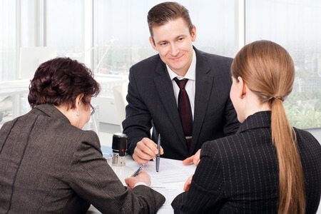 A notary is a legal professional who plays an important role in a home sale or purchase