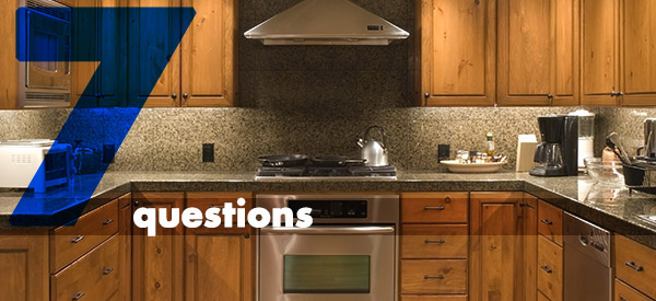 Ask yourself essential questions before undertaking a kitchen renovation.