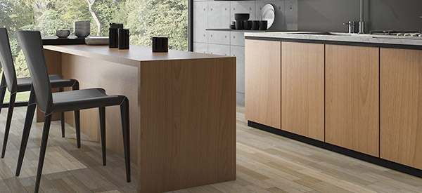 Kitchen cabinets provide you with maximum storage space while adding aesthetics to your kitchen.