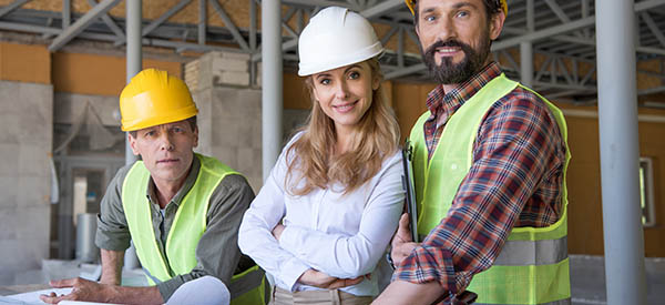 The key to a successful home expansion project is hiring the best contractor from your area.