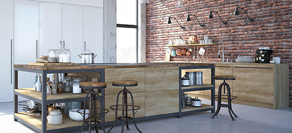 Kitchens have become more appealing with innovative designs that suit modern lifestyles.