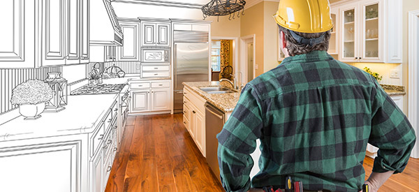 There are different trades you may require to complete your kitchen renovation.
