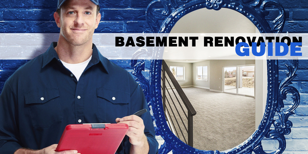 Basement finishing or renovation can enhance your home with help from licensed and experienced professionals.