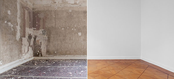 Basement renovations are complex and require contractors that have a lot of experience.
