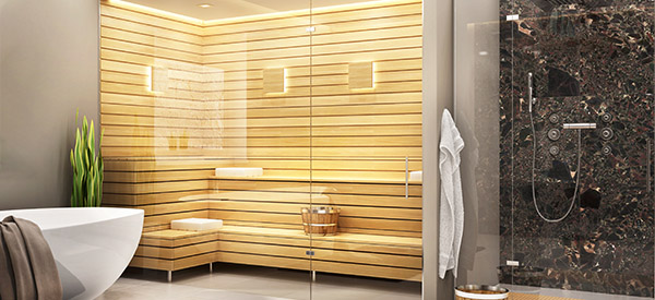 A home spa is a luxury basement renovation project that requires experts to execute the project
