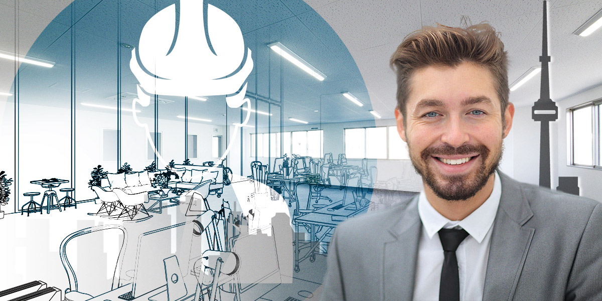 Plan an office renovation to update your business image and attract a bigger market.