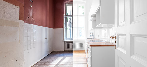 A kitchen renovation is one of the most popular home improvement projects in Calgary.
