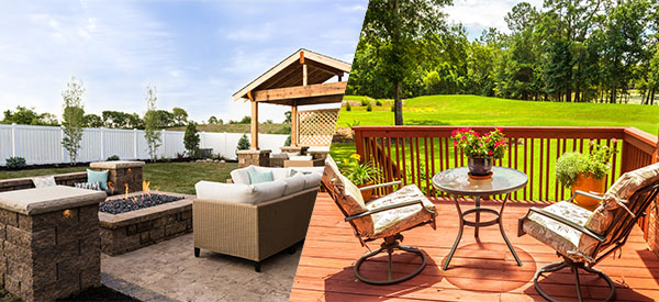 Why choose a patio or a deck in Toronto?