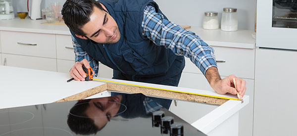 Choosing to work with a professional kitchen renovation contractor protects your investment and gives you peace of mind.