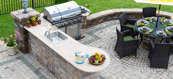 Even a small space in your backyard can become more attractive and usable with small patio renovations.