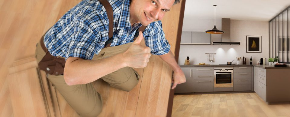 Shiny, new flooring can dramatically increase the beauty of your home's interior