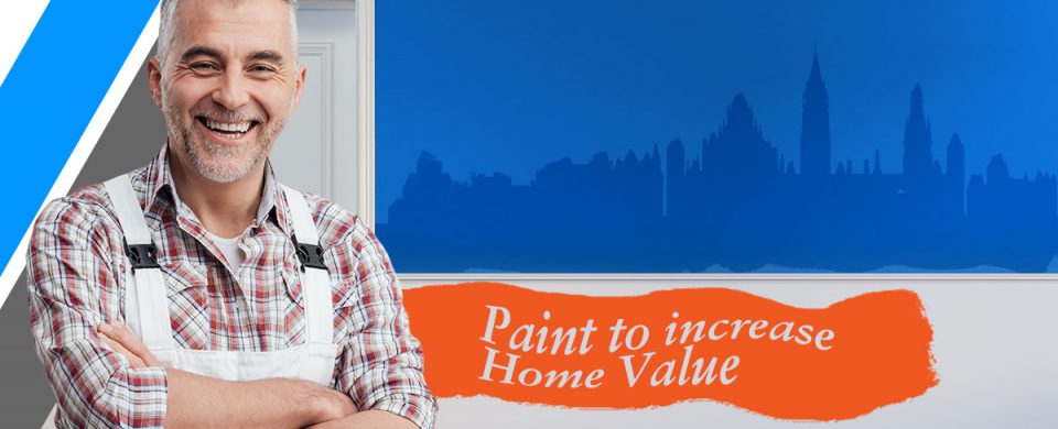 Paint your home's interior to spruce up your home and increase its value with interior painters in Ottawa.