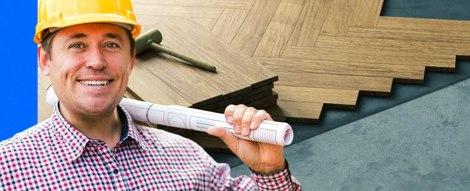 Plan a floor renovation project for your home to increase its value with professional contractors in Calgary.
