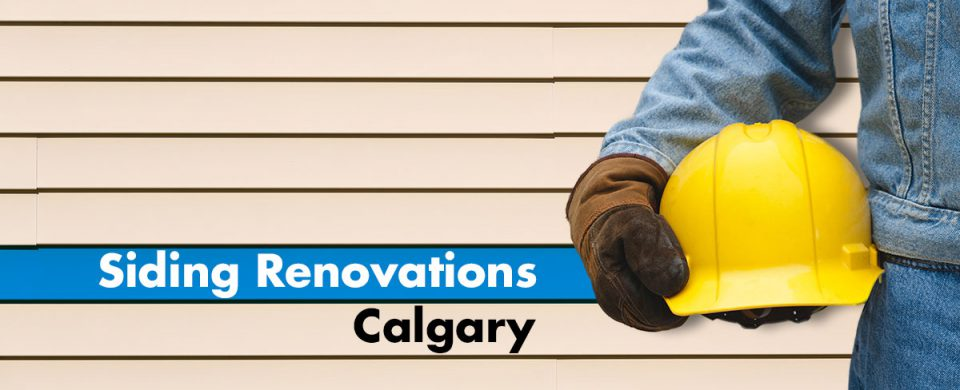Improve curb appeal with new exterior siding from professional installers in Calgary.