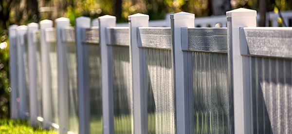 Vinyl privacy fences secure your perimeter effectively and guard your privacy