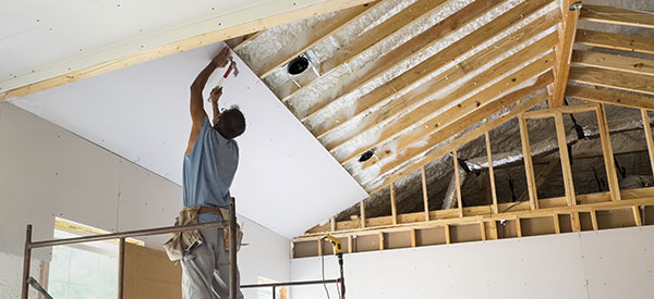 Get professional ceiling or wall renovations from drywall contractors in Calgary.