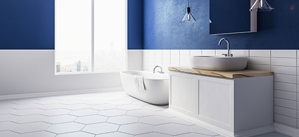Professional bathroom tiling services save you time and money and provide a satisfactory result you can be proud of.