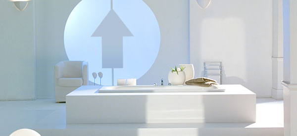 You can increase the market value of your property with a bathroom renovation