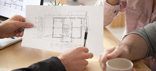Plan your leased space in Toronto for your business with a great architect by your side.