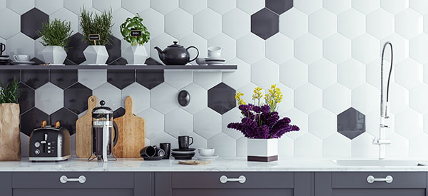 A professional kitchen floor and backsplash installation is an important aspect of every kitchen renovation project.