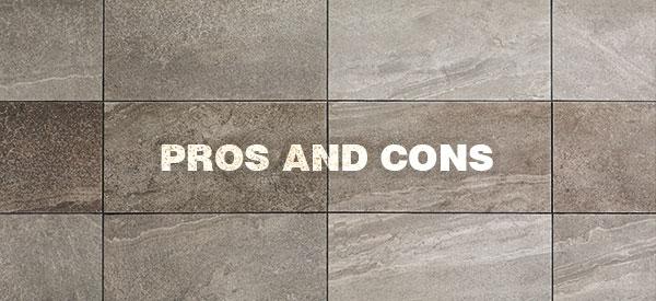 Tile floors are versatile, low-maintenance, and cost-efficient.