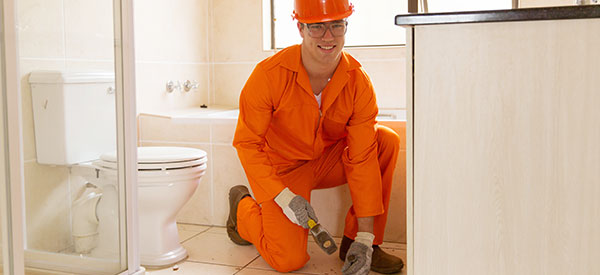Communication is vital to the success of a bathroom renovation project.