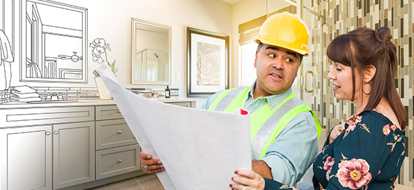 Take time when you choose a bathroom contractor using tested criteria to avoid mistakes that cost money
