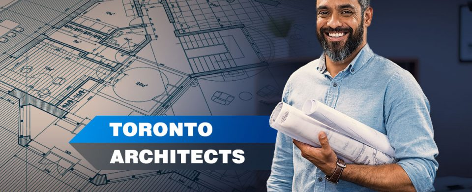 Licensed Toronto architects advise and help plan the alteration or repair of residential apartments or buildings, among others