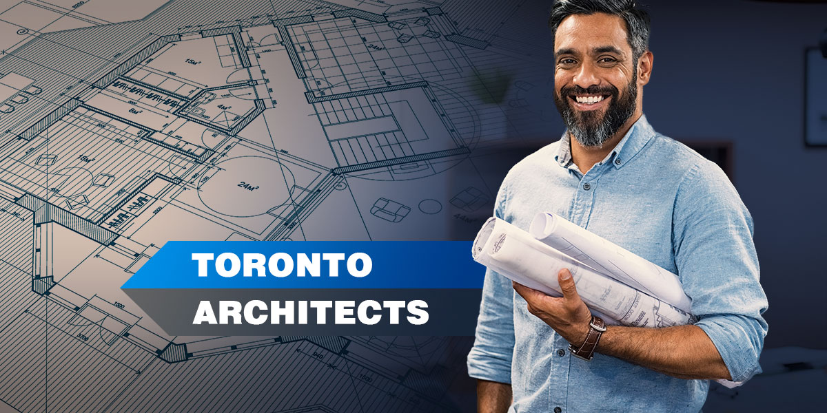 Licensed Toronto architects advise and help plan the alteration or repair of residential apartments or buildings, among others.