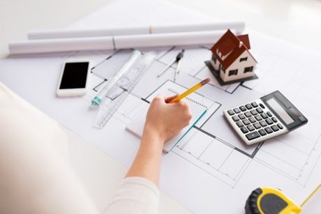 Engage the services of a licensed architect for a successful house expansion project.