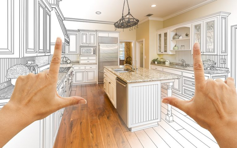 Get the latest kitchen trends from professional kitchen contractors