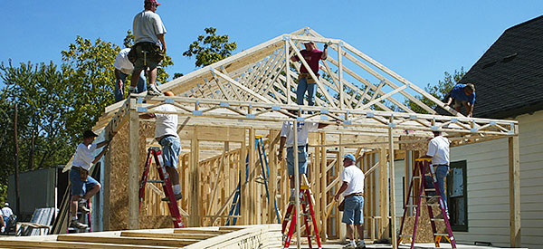Know the stages of the framing process to understand what you need for your Toronto project.