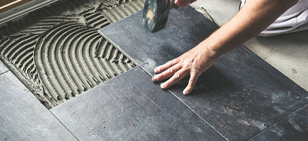 Professional installers have the expertise in the design, supply, installation, and finish of tile applications floors and walls.