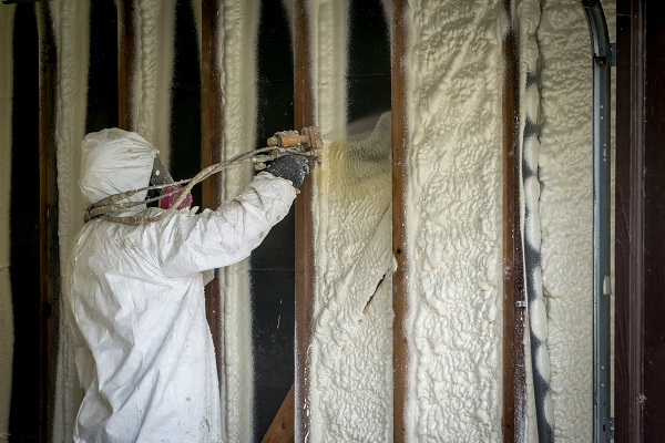Professionals use the proper tools and techniques for effective home insulation