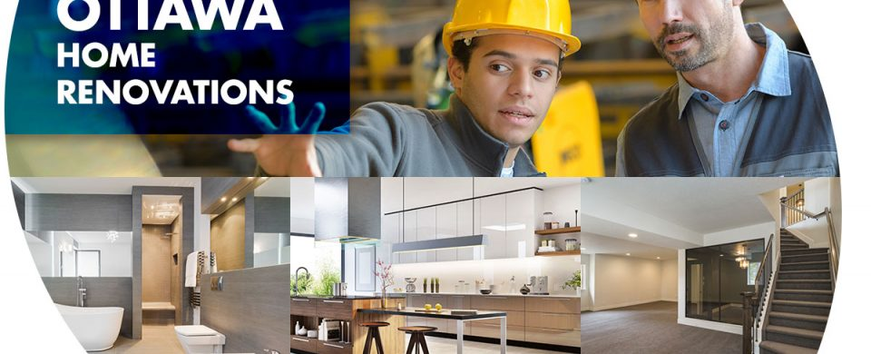 Plan a bathroom, kitchen, or basement renovation with Ottawa contractors for optimum success