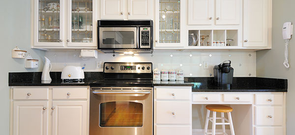 Kitchen cabinets make up one of the biggest expenses in your project so choose wisely.