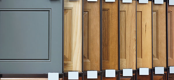 Custom, semi-custom, or stock cabinets are available to suit your taste and budget
