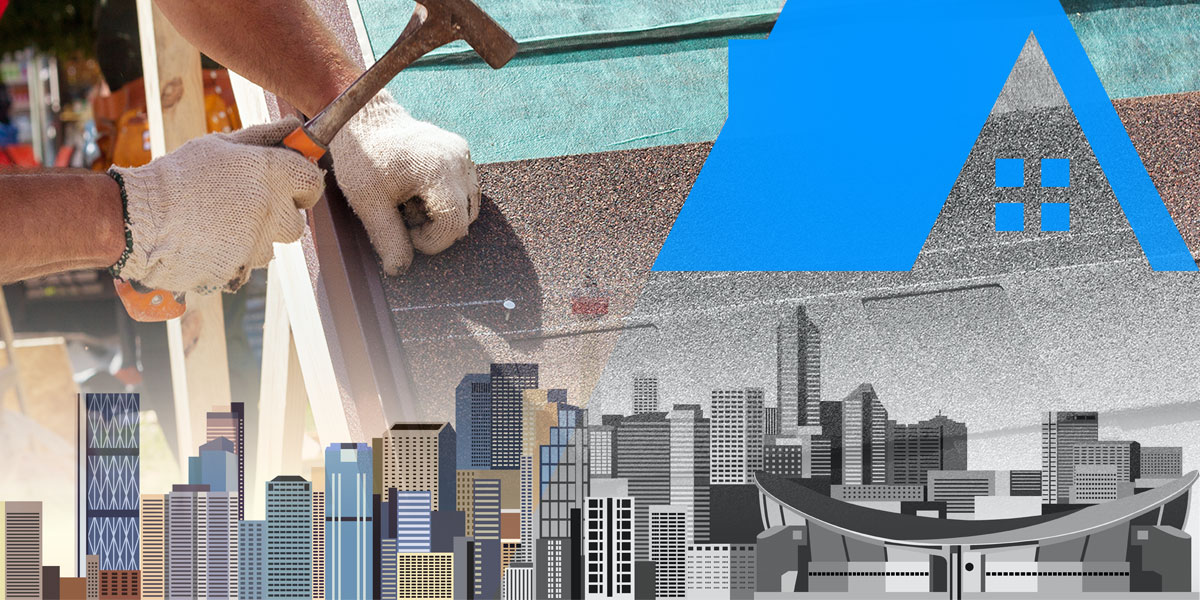 Find your best options for roofing replacement or repair with roof contractors in Calgary.