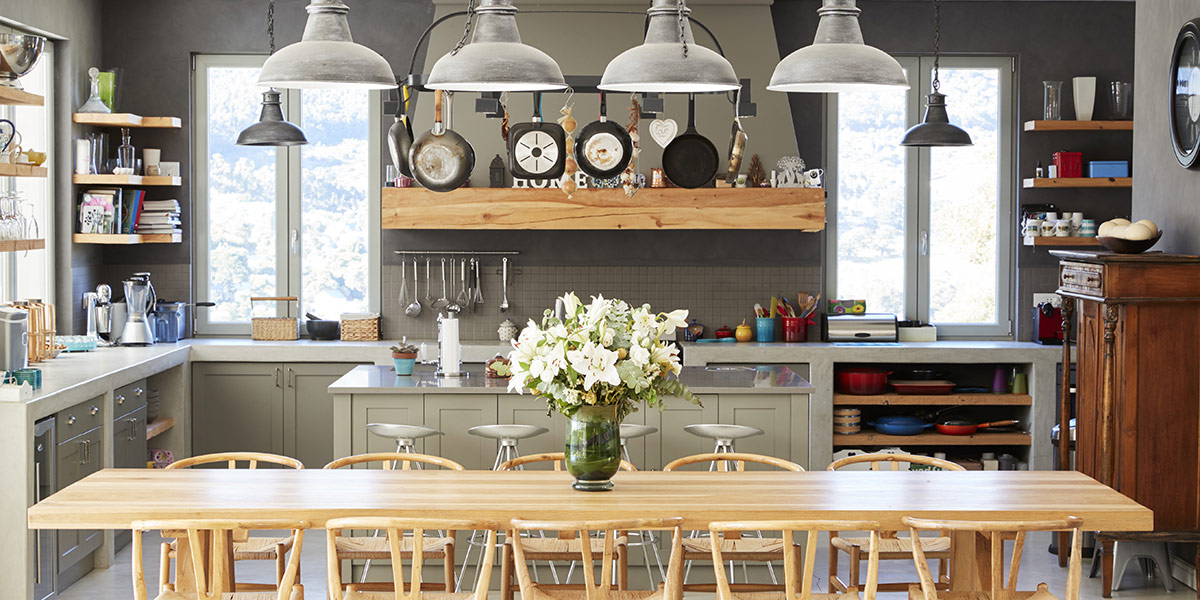 Learn tips to renovate your kitchen on a tight budget.
