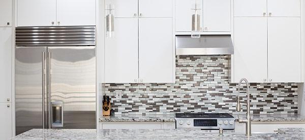 Granite countertops are heavy-duty and unique.