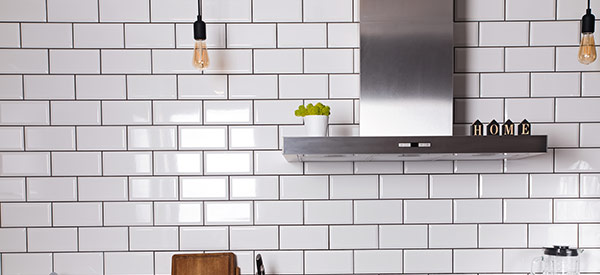 Subway tiles are timeless and elegant but easy on the budget.