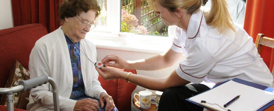 Find the best medical alert system for home or mobile use for a loved one.