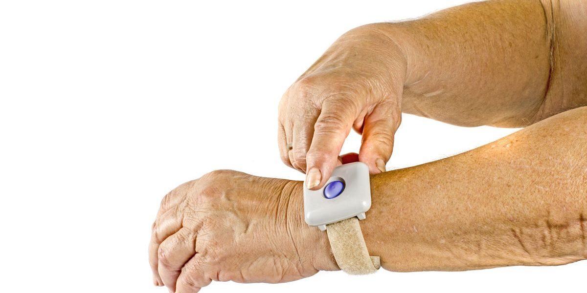 Personal emergency response systems for seniors in Edmonton.