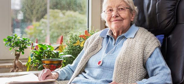 Seniors can live alone without fear with medical alert systems.